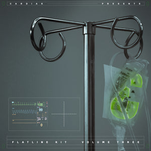 Cardiak Presents The Flatline Kit Vol. 3