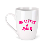 Sneakers And Nails Mug