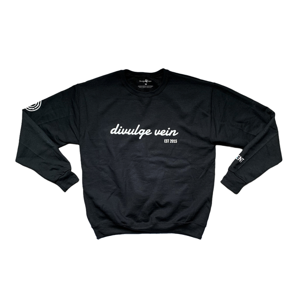 Individuality Crewneck Sweatshirt [Black]