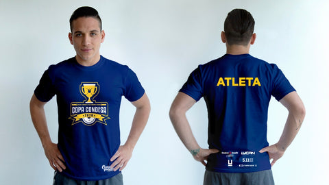 Playera Copa Condesa by Crossfreaks