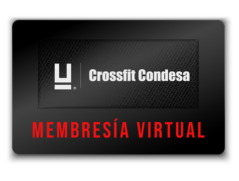 Crossfit Virtual (Membresía)