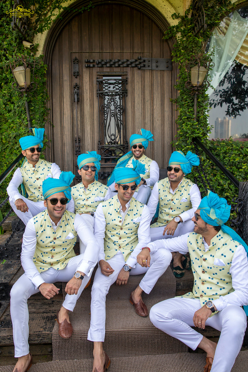 Why the Bundi Jacket is The Most Versatile Piece of Clothing for an Indian Wedding!