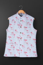 Blue Flamingo Bundi Jacket