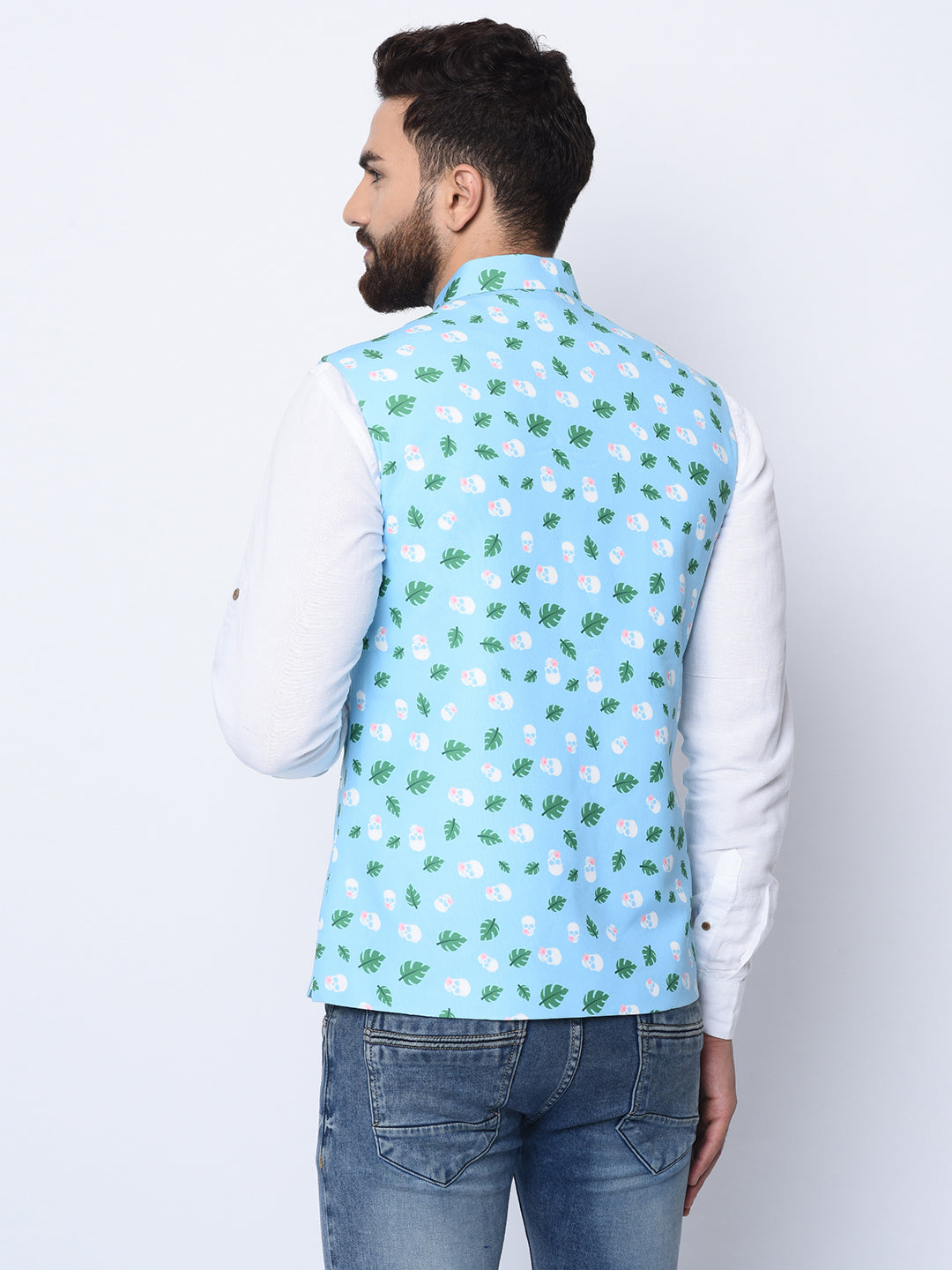 Skull-Kissed Bundi Jacket