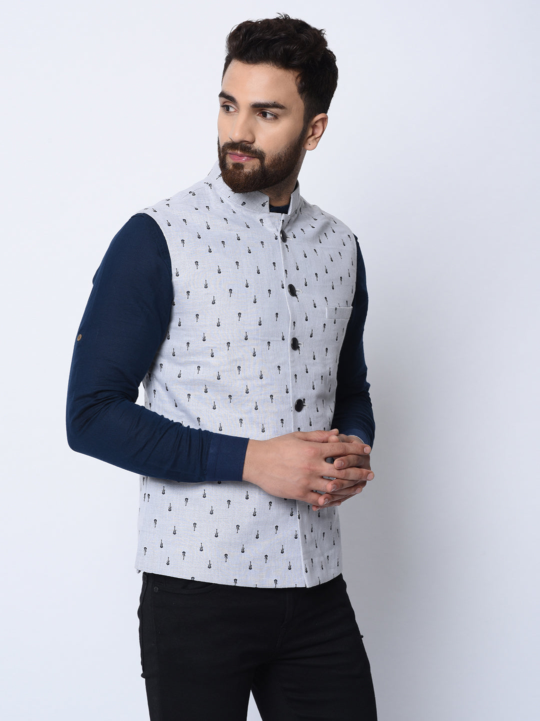 Singing Strings Bundi Jacket