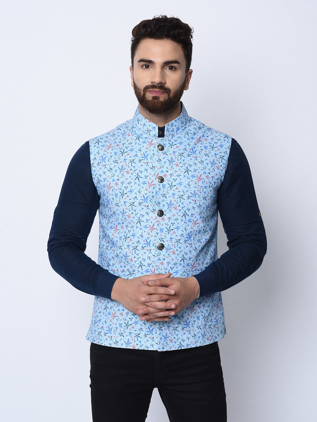Blue Me Away Bundi Jacket