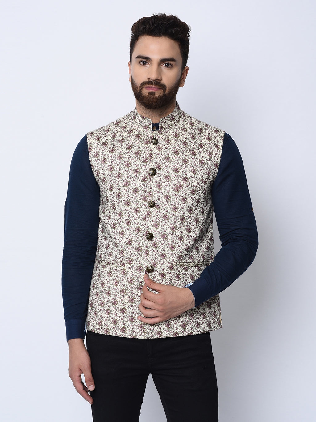 Old World Chap Bundi Jacket