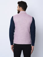 Salmon's Smile Bundi Jacket