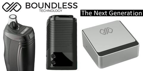 Boundless Vaporizer neu