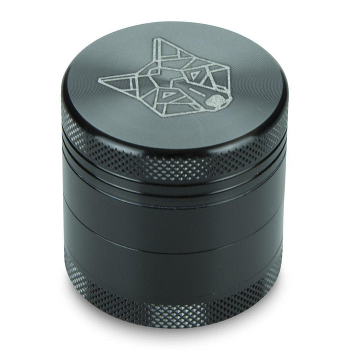 "4 Part 1.5"" Pocket Aluminium Grinder"