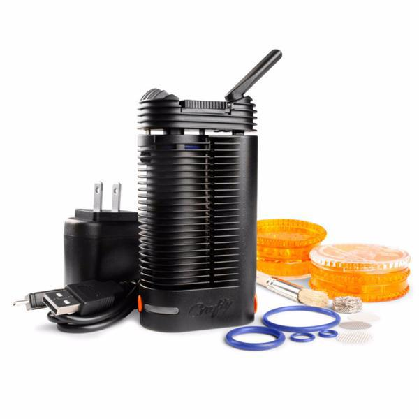 Crafty Vaporizer NamasteVapes Deutschland Set
