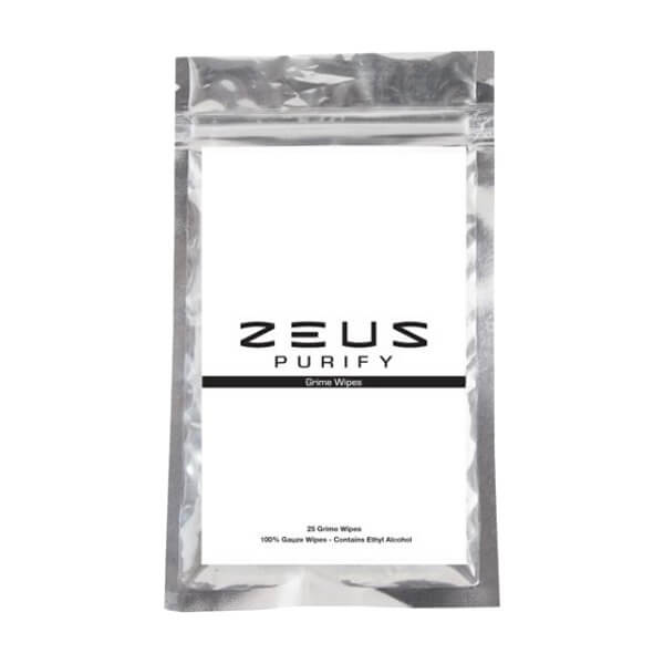 Zeus Purify Grime Wipes