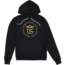 Load image into Gallery viewer, Christ Life! Official Logo Hoodie