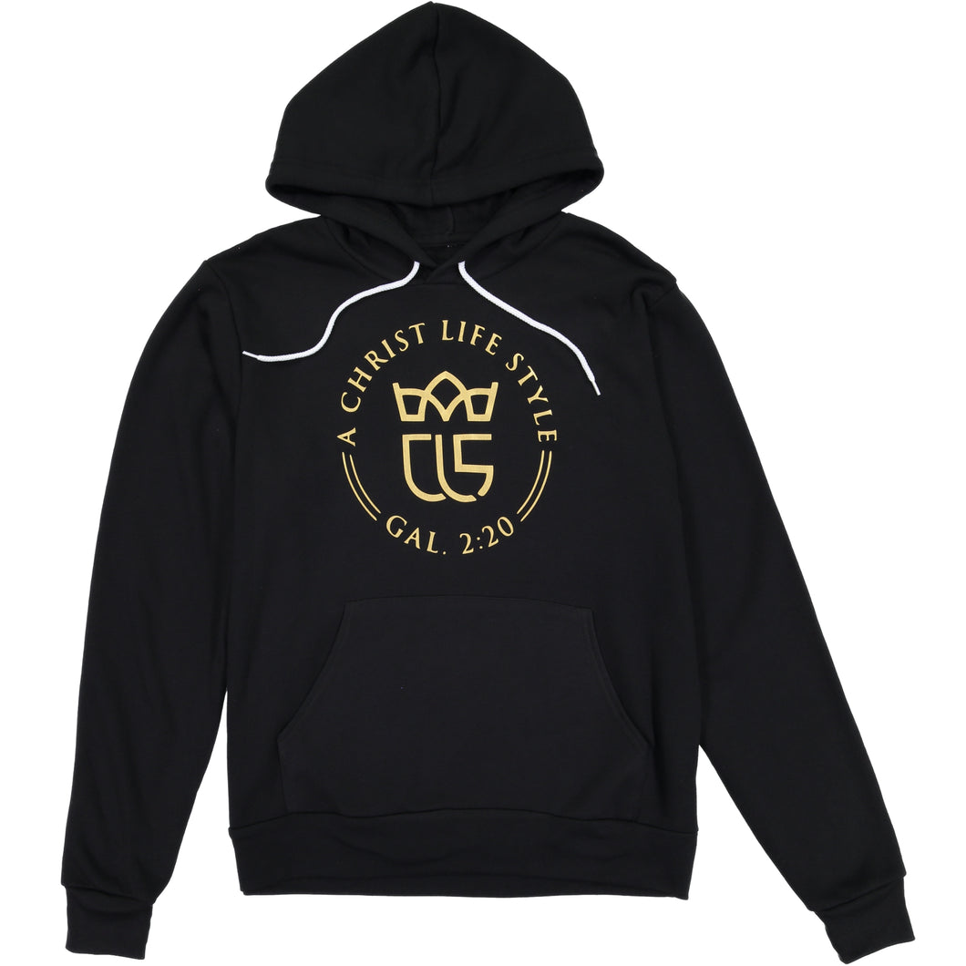 Christ Life! Official Logo Hoodie