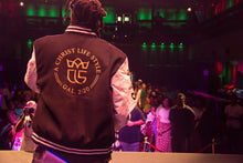 Load image into Gallery viewer, Patched Up! Varsity Jacket