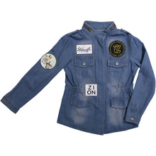 Load image into Gallery viewer, Ladies' Denim Jacket