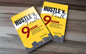 Hustle 'N Truth Book (Paperback)