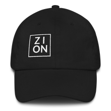 "Load image into Gallery viewer, ""ZION"" Embroidered Dad Hat"
