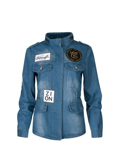 Ladies' Denim Jacket