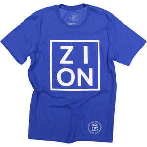 """ZION"" Royal Tee"