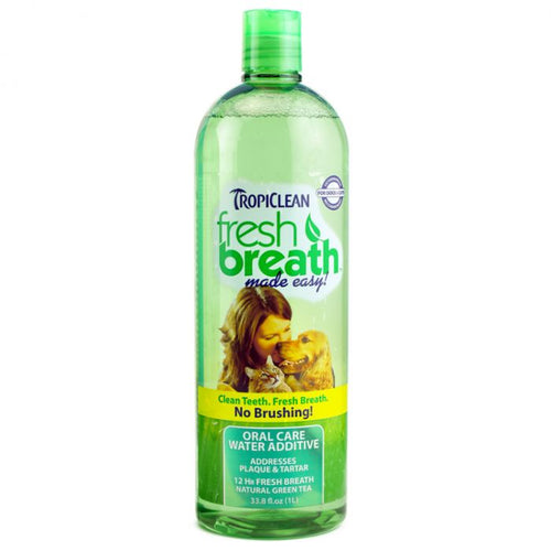 Brandy's Fresh Breath, Water additive, oral care, dental hygiene for cats and dogs