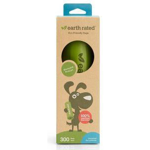earth rated's unscented 300 bag refill rolls at brandy's