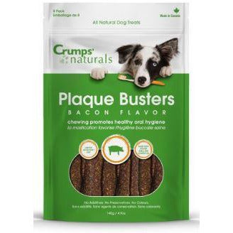 Plaque Busters - Bacon - Brandy's Holistic Center & Canine Grooming