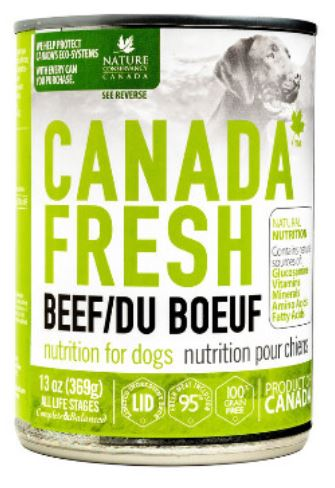Canada Fresh - Wet Dog Food - Brandy's Holistic Center & Canine Grooming