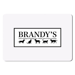 Gift Card - Brandy's Holistic Center & Canine Grooming