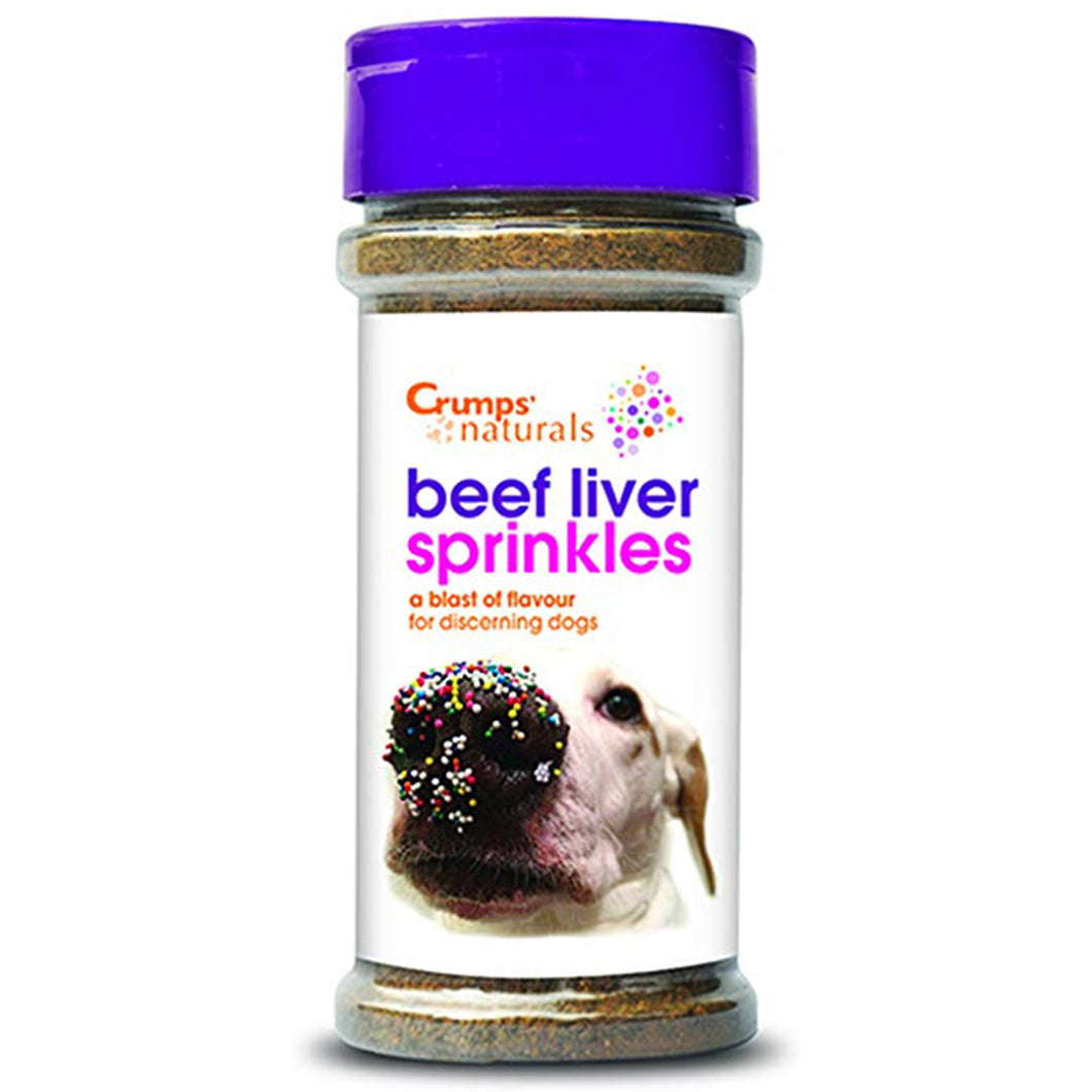 Beef Liver Sprinkles - Food Topper - Brandy's Holistic Center & Canine Grooming
