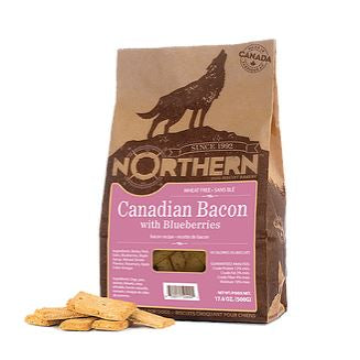 Canadian Bacon with Blueberries - Brandy's Holistic Center & Canine Grooming