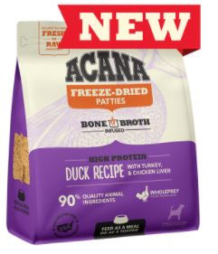 Freeze Dried Duck - Brandy's Holistic Center & Canine Grooming