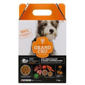 Grand Cru Pork & Lamb - Brandy's Holistic Center & Canine Grooming
