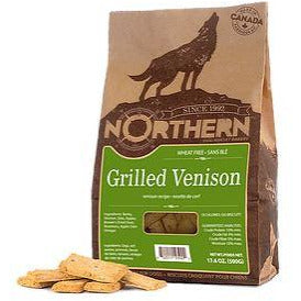 Grilled Venison - Brandy's Holistic Center & Canine Grooming