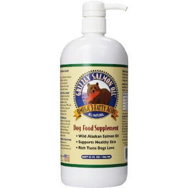Salmon Oil - Brandy's Holistic Center & Canine Grooming