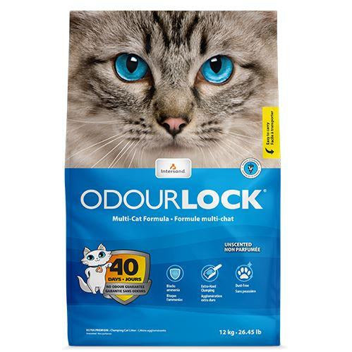 OdourLock Cat Litter - Brandy's Holistic Center & Canine Grooming