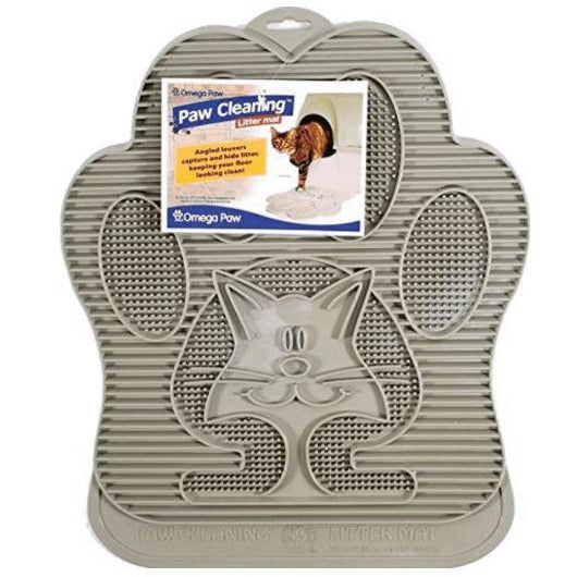 Paw Cleaning Litter Mat - Brandy's Holistic Center & Canine Grooming