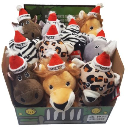 Safari Plush Toy - Brandy's Holistic Center & Canine Grooming