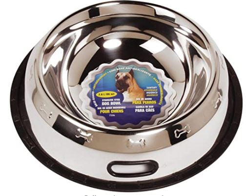 Skid guard Bowl - 3 cups - Brandy's Holistic Center & Canine Grooming