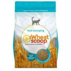 swheat scoop's fast clumbing cat litter at brandy's