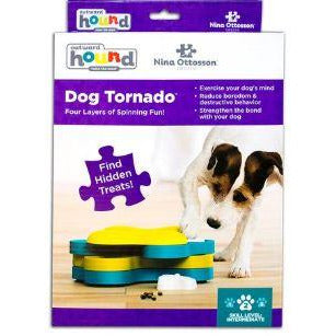 nina ottoson dog tornado treat puzzle at brandy's