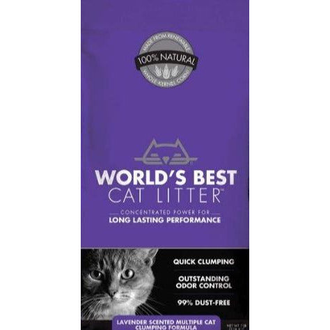 world's best cat litter lavender scented at brandy's