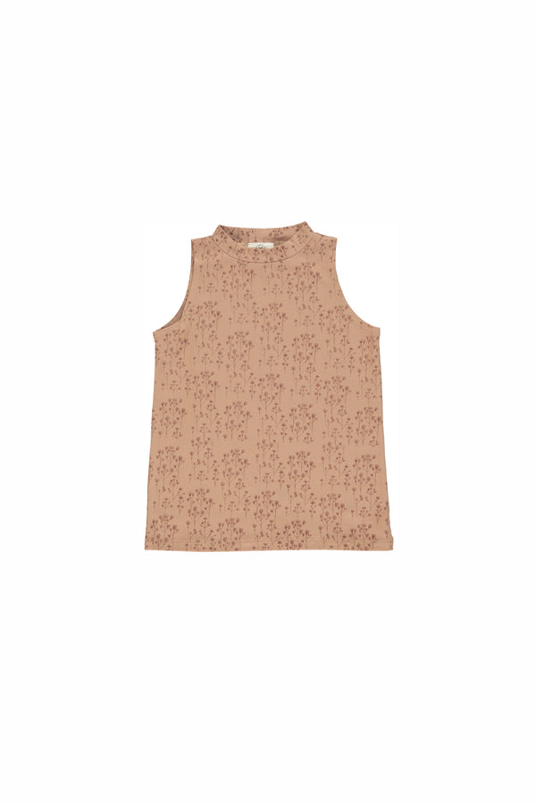 1418 HILLERY - SLEEVELESS TOP
