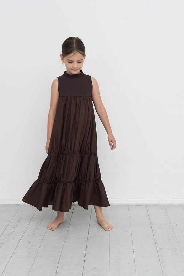 1484 YDE - LONG SUMMER DRESS