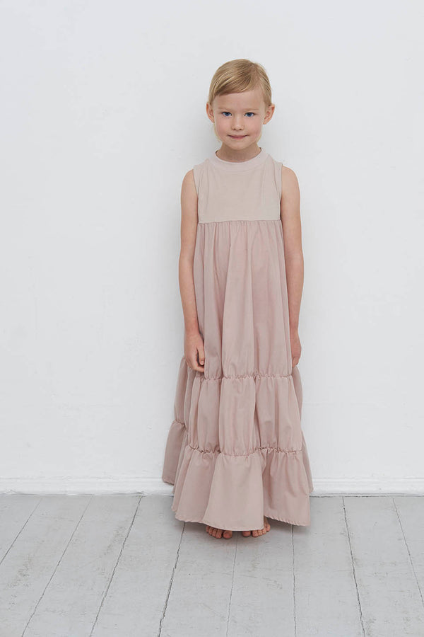 1483 YDE - LONG SUMMER DRESS