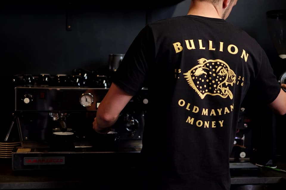 PRE ORDERS ONLY - Old Mayan Money Tee