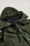 RAINS Long Jacket - Green Men's - La Luce - 9