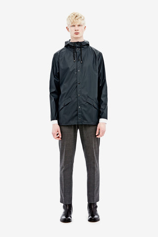 RAINS Blue Jacket men's - La Luce - 2