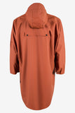 RAINS - Poncho Rust men's, Raincoats - La Luce
