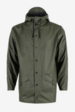 RAINS Green Jacket men's - La Luce - 3